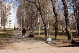 Парк им.Гагарина, Парк им.Гагарина
