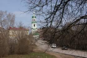 Весна. Трифонов монастырь, hram-6250