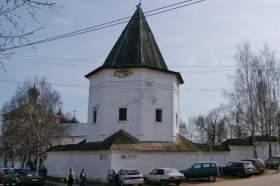 Весна. Трифонов монастырь, hram-6254