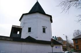 Весна. Трифонов монастырь, hram-6257