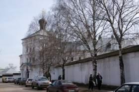 Весна. Трифонов монастырь, hram-6258