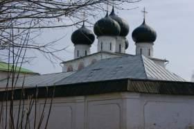 Весна. Трифонов монастырь, hram-6262