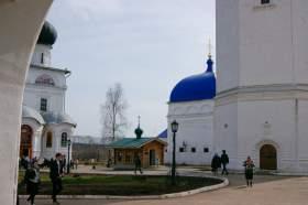 Весна. Трифонов монастырь, hram-6264