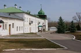 Весна. Трифонов монастырь, hram-6265