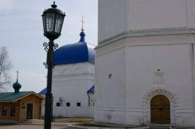 Весна. Трифонов монастырь, hram-6267