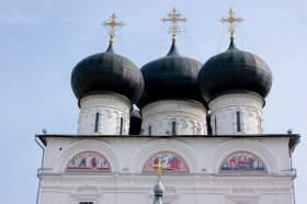 Весна. Трифонов монастырь, hram-6270