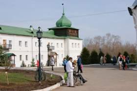 Весна. Трифонов монастырь, hram-6272