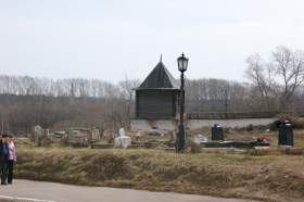 Весна. Трифонов монастырь, hram-6273