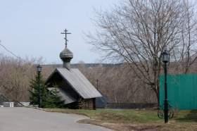 Весна. Трифонов монастырь, hram-6277