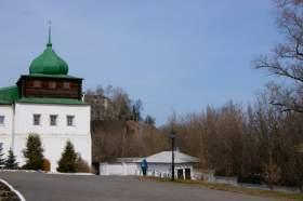 Весна. Трифонов монастырь, hram-6279