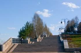 Весна. Река Вятка. Половодье., polov-6371