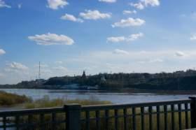 Весна. Река Вятка. Половодье., polov-6377