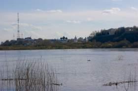 Весна. Река Вятка. Половодье., polov-6381