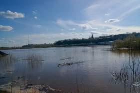 Весна. Река Вятка. Половодье., polov-6382