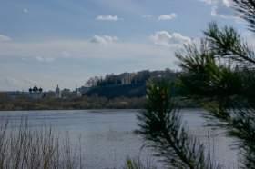 Весна. Река Вятка. Половодье., polov-6386