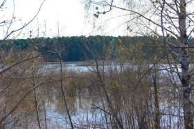 Весна. Река Вятка. Половодье., polov-6396