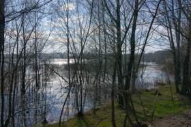 Весна. Река Вятка. Половодье., polov-6397