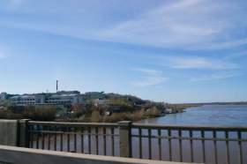 Весна. Река Вятка. Половодье., polov-6418