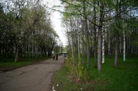 Парк Победы. Перед грозой. Гроза, ppark-06877