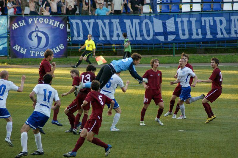 советский спорт футбол