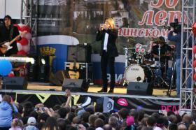 Концерт Дмитрия Маликова, Дмитрий Маликов