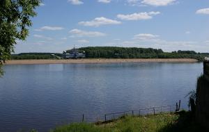 Фотопрогулка. Бывший порт. Река Вятка, vyatka-09102