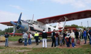 Праздник в честь для авиации на аэродроме Кучаны, avia-00246