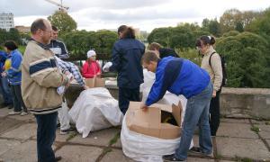 """""""Блогеры против мусора"""", blogery-05161"""