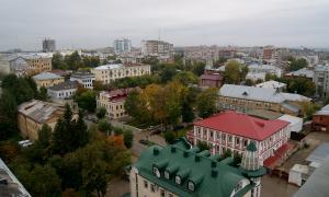 Вид на город с крыши Ростелекома, vt_kr-0208