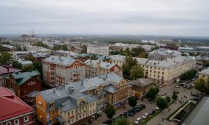 Вид на город с крыши Ростелекома, vt_kr-0214