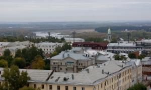 Вид на город с крыши Ростелекома, vt_kr-0215