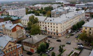 Вид на город с крыши Ростелекома, vt_kr-0218