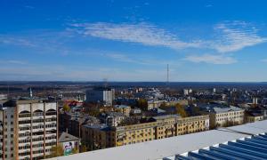 Вид на Киров с крыши, krp-00575