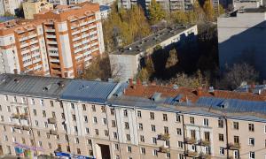 Вид на Киров с крыши, krp-00642