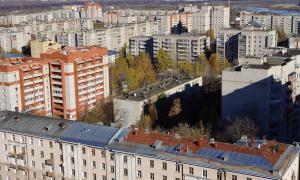Вид на Киров с крыши, krp-00643