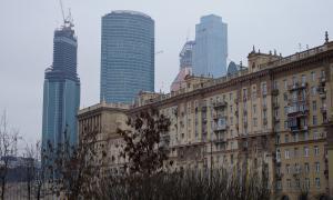 Москва. Осень., msk-01995