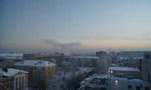 Вятка. Зимний город, Вятка. Зимний город