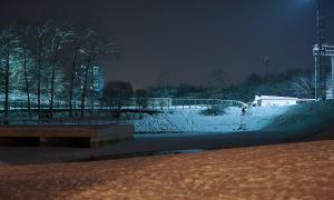 Вятка. Зима. Вечерний город, vtksv-020