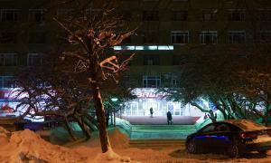 Вятка. Зима. Вечерний город, vtksv-031