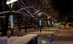Вятка. Зима. Вечерний город, vtksv-048