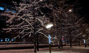 Вятка. Зима. Вечерний город, vtksv-049