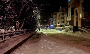 Вятка. Зима. Вечерний город, vtksv-051