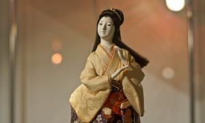 Традиционные куклы и игрушки Японии. С выставки, Традиционные куклы и игрушки Японии