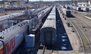 Железнодорожный вокзал, Железнодорожный вокзал