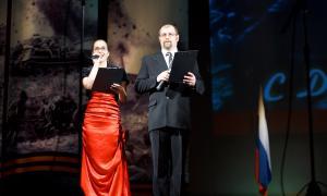 Концерт к 9 мая в драмтеатре, Концерт к 9 мая в драмтеатре