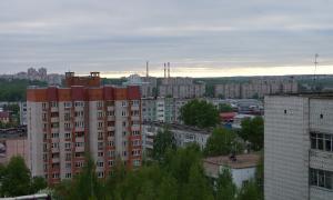Несколько видов Кирова свысока, vidg-004