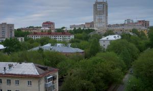 Несколько видов Кирова свысока, vidg-005