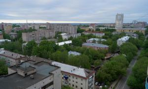 Несколько видов Кирова свысока, vidg-006