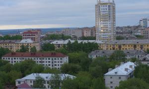 Несколько видов Кирова свысока, vidg-011