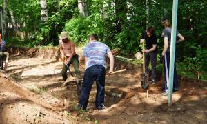 Археологические раскопки, rask-007